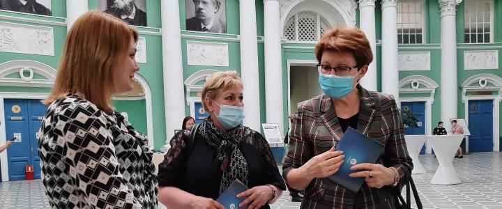 Родители школ-партнеров приняли участие в Общероссийском родительском собрании «ЕГЭ для родителей- 2021»