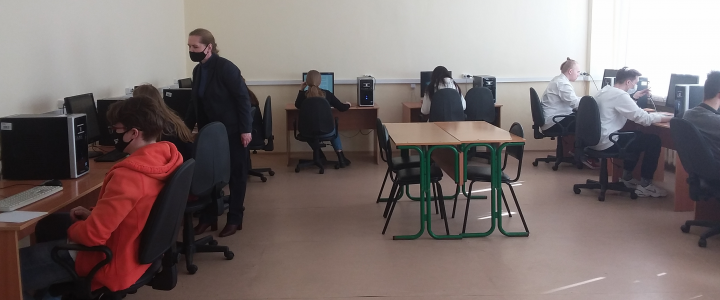 Конкурс предпрофессиональных умений «Академический класс». Информатика (практическая часть)