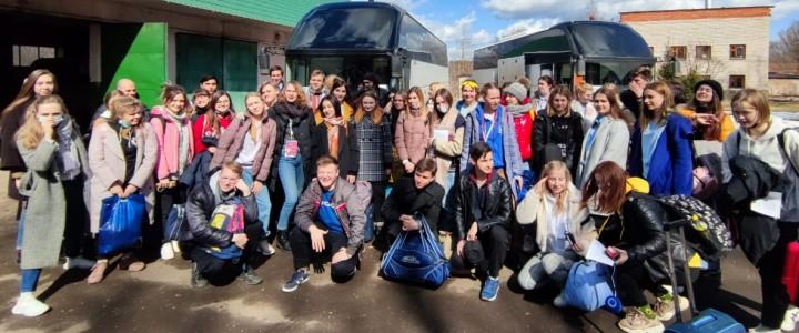 В МПГУ прошёл 1 Форум проектной деятельности и студенческих отрядов