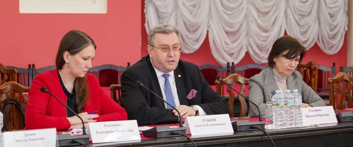 Алексей Лубков: «Слабые моменты мы должны превращать в ресурсы развития»