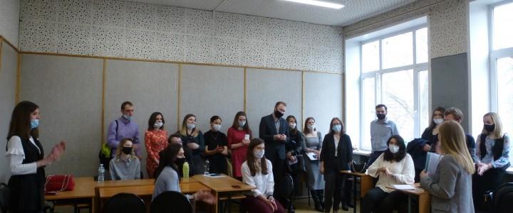 Студенческая научная сессия на факультете музыкального искусства