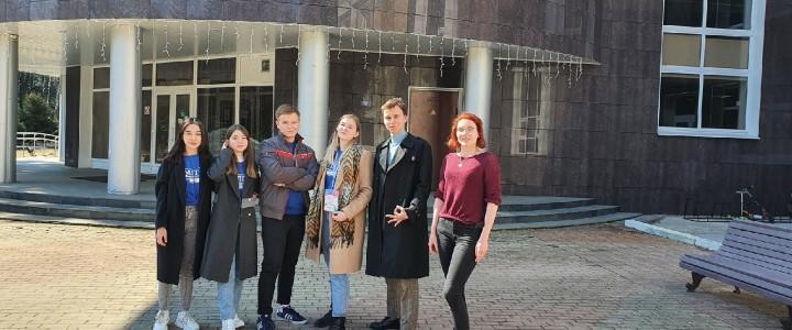Студенты ИМО на форуме проектной деятельности и Штаба студенческих отрядов МПГУ