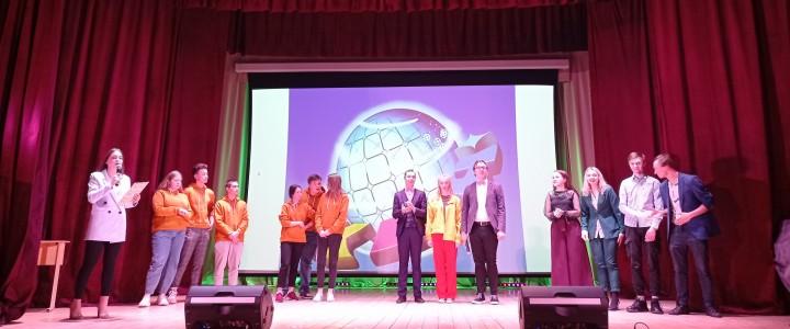 Кубок КВН Покровского филиала МПГУ состоялся в большом концертном зале Дома культуры г. Покров