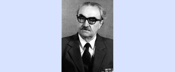 «Вспомним всех поимённо»: Светлой памяти Бориса Александровича Абрамова (12.05.1922 – 1994)