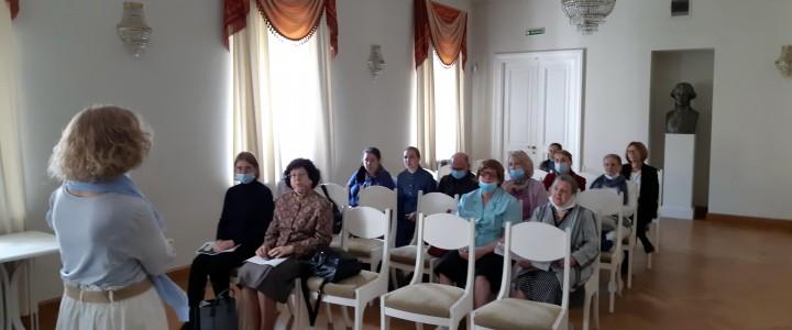 Сотрудники Института филологии приняли участие в конференции «Николай Некрасов и современная культура»