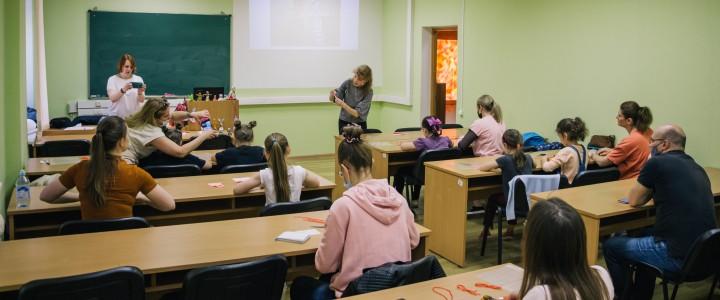 Университетские субботы. «Славянские ляльки-обереги из ткани»