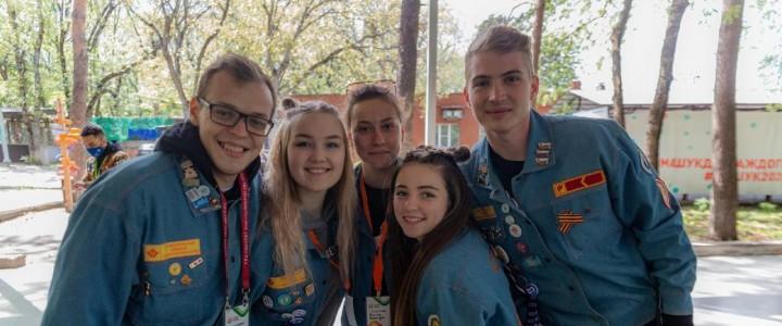 Студенты Ставропольского филиала МПГУ приняли участие в Межрегиональном фестивале-конкурсе
