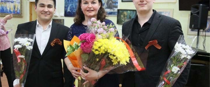 «Весна Победы» студентов факультета музыкального искусства
