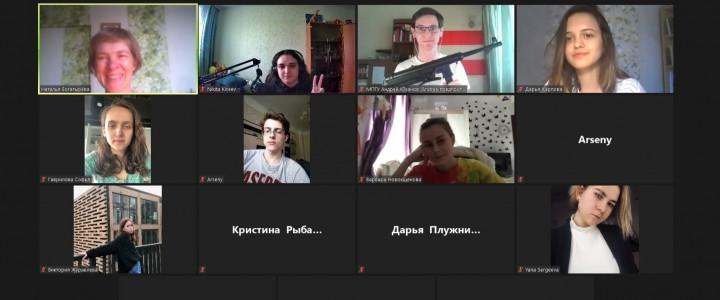 Студенты МПГУ приняли участие в онлайн-викторине «Песни Великой Победы»