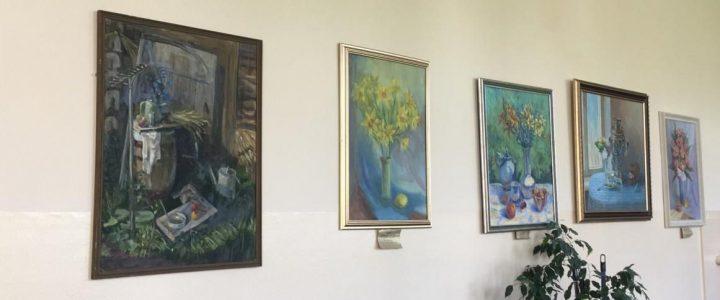 Выставка в ИМИ