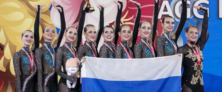 Сборная команда МПГУ «Мадонна» стала победителем Международного турнира «Московские цветы»