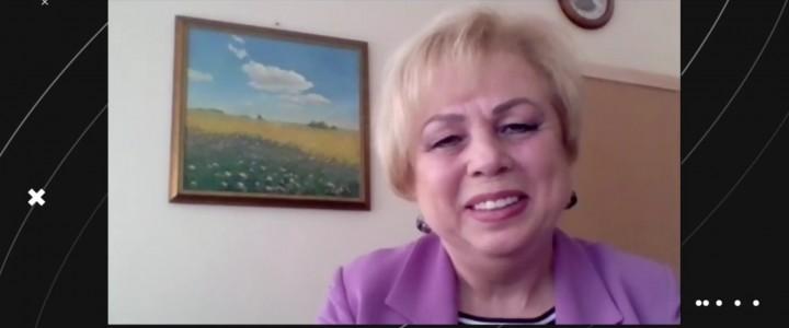 Людмила Трубина: «МПГУ – пионер в построении современной системы подготовки педагогов»