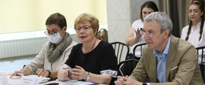 Конкурс проектных и исследовательских работ «Проект по педагогике» прошел в МПГУ