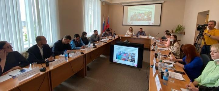 Специалист по учебно-методической работе Покровского филиала МПГУ стал кандидатом в Молодежное правительство района