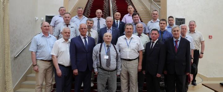Профессор А.В. Козлов выступил на Межведомственной научной военно-исторической конференции