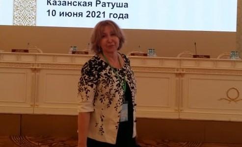 Участвуем в работе Казанского международного конгресса евразийской интеграции