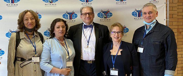 Участие  преподавателей ИФТИС в международной научной деятельности