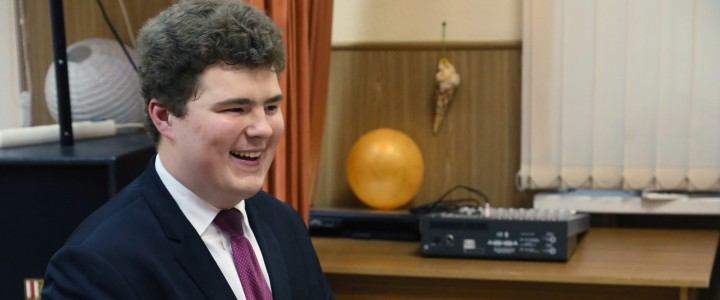Илья Нестеров, студент Исторического факультета Института истории и политики МПГУ, презентовал свою книгу