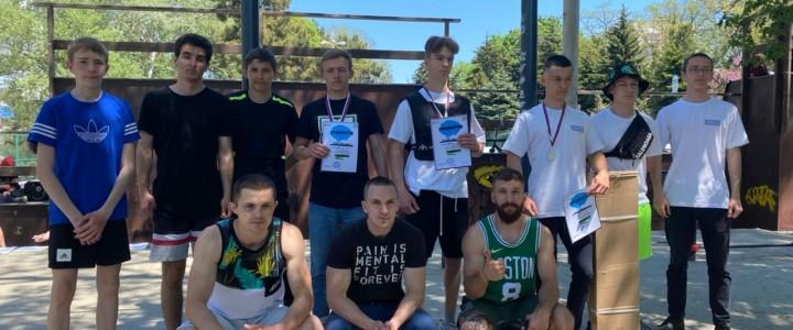 Студенты Анапского филиала приняли участие в Стажировке по Workout