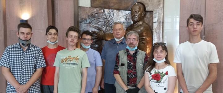Завершилась музейная практика магистрантов 1 курса ИИиП МПГУ