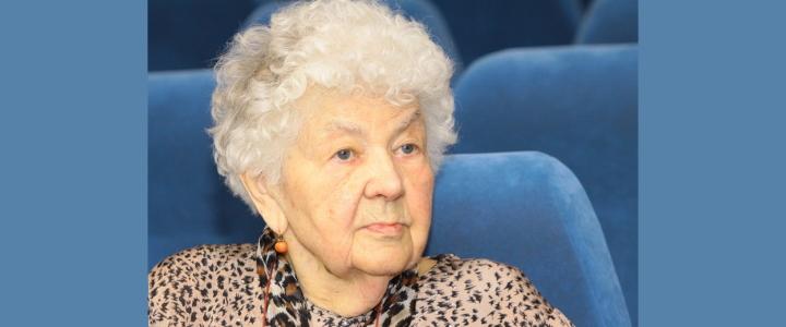 «Вспомним всех поимённо»: Светлой памяти Анастасии Георгиевны Шембель (10.07.1923 – 26.11.2017)