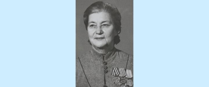 «Вспомним всех поимённо»: Светлой памяти Веры Ивановны Шпильковой (16.08.1923 – 18.07.2020)