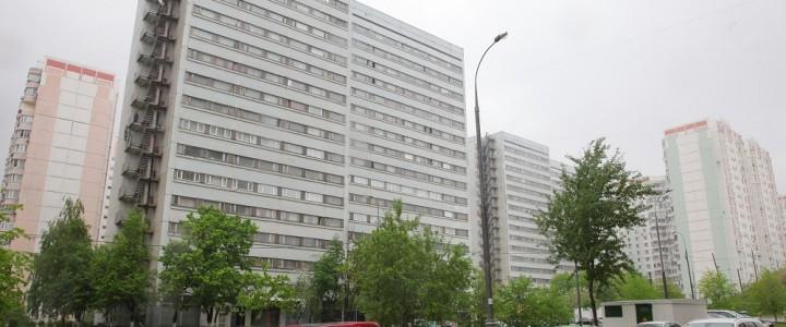 Ректор МПГУ провел плановый осмотр общежитий в преддверии начала учебного года