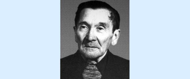 «Вспомним всех поимённо»: Светлой памяти Владимира Васильевича Рыжова (23.09.1924 – 07.11.2001)