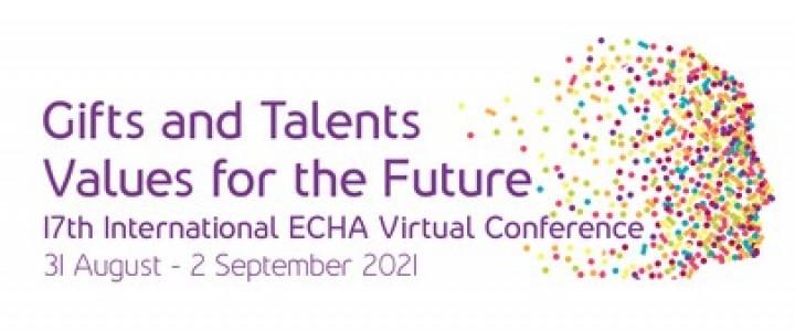 "Профессор Института детства К.В. Макарова представила МПГУ на 17th International ECHA Conference ""Gifts and Talents Values for the Future"""