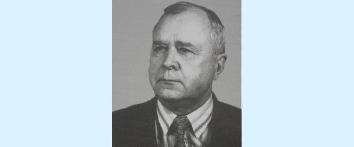 «Вспомним всех поимённо»: Светлой памяти Владимира Александровича Тумаса (25.09.1923 – 2005)