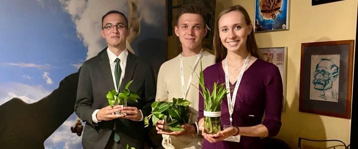 Студенты Института биологии и химии на Фестивале науки и культуры