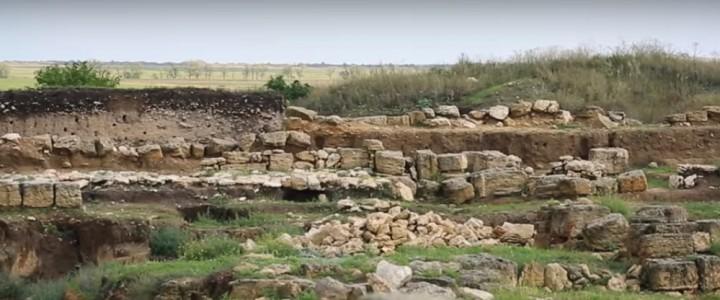 Об Артезианской археологической экспедиции МПГУ сняли фильм