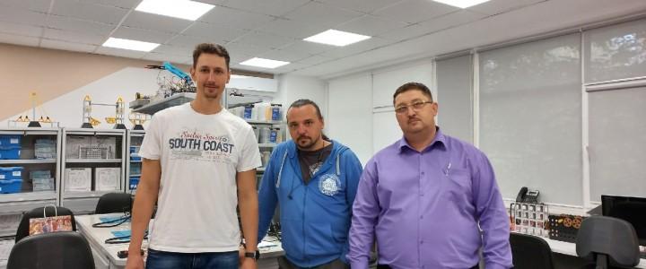 ИМИ и городской методический центр провели мероприятие для педагогов из Белгорода
