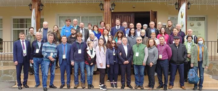 Делегация МПГУ приняла участие в работе VIIIМеждународной конференции Рабочей группы по хищным птицам Северной Евразии