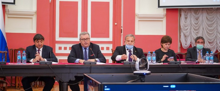 В МПГУ провели штабную игру в преддверии подготовки к защите проекта Программы развития МПГУ