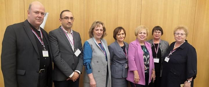 МПГУ принял участие в экспертной сессии по разработке новых аккредитационных показателей по области «Образование и педагогические науки»