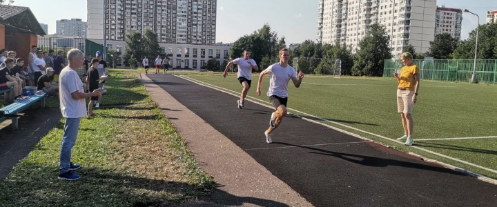 В Институте физической культуры спорта и здоровья прошли последние вступительные испытания по общей физической подготовке