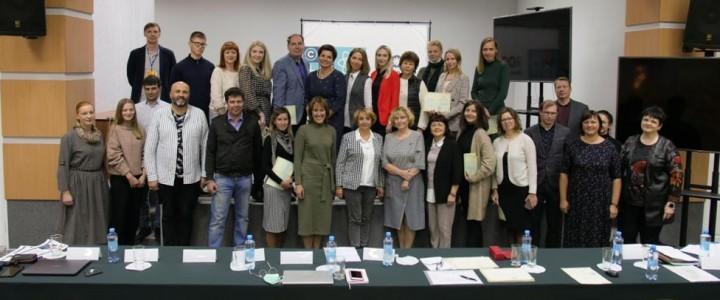 Завершилась программа повышения квалификации для педагогов инновационной Школы 800 в Нижнем Новгороде
