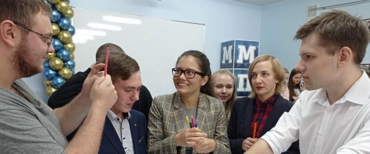 6 сентября 2021 года в рамках программы адаптации студентов первых курсов к образовательной среде МПГУ в 2021/2022 учебном году в Покровском филиале МПГУ прошли мероприятия в смешанном формате
