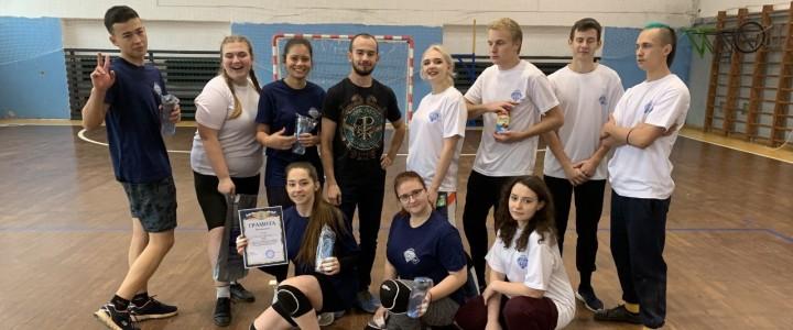 22 сентября 2021 года в Покровском филиале МПГУ состоялся турнир по волейболу