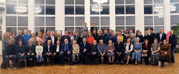 ХГФ: выставка в ЦДРИ к 80-летию факультета