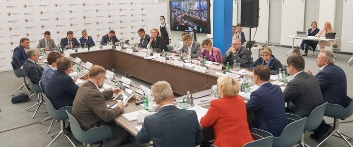 Российские университеты продолжают выступать на защите проектов по программе «Приоритет 2030»