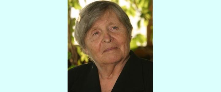 «Вспомним всех поимённо»: Светлой памяти Веры Васильевны Бабайцевой (13.10.1925 – 10.02.2016)