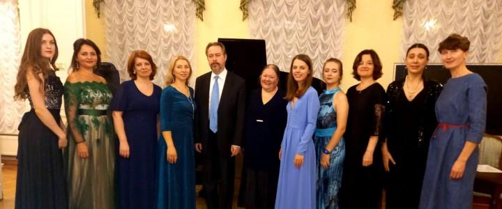 Музыка П.И. Чайковского в музее Л.Н. Толстого