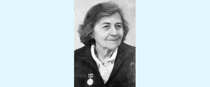 «Вспомним всех поимённо»: Светлой памяти Маргариты Григорьевны Соловьёвой (03.10.1909 – 1995)