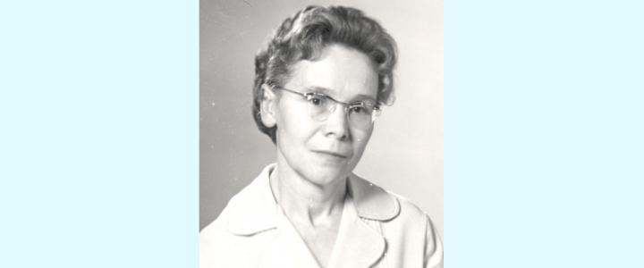 «Вспомним всех поимённо»: Светлой памяти Галины Петровны Сосновской (28.10.1928 – 03.09.2019)
