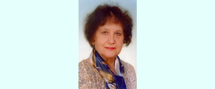 «Вспомним всех поимённо»: Светлой памяти Инессы Христиановны Шаровой (28.10.1931 – 22.06.2021)