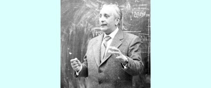 «Вспомним всех поимённо»: Светлой памяти Бориса Михайловича Яворского (1915 – 12.10.1996)