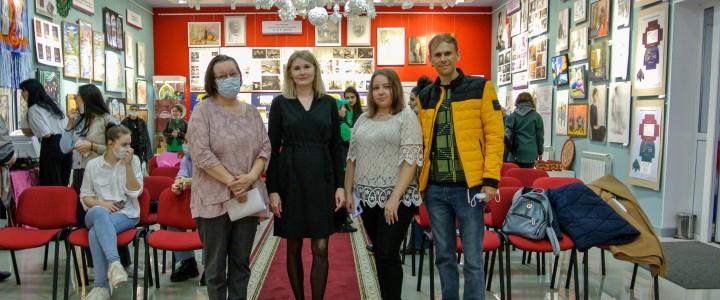 Кафедра дизайна и рекламы Ставропольского филиала МПГУ активный участник творческой жизни региона