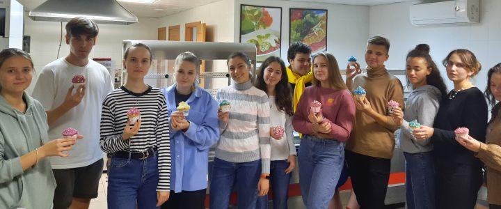 Студенты ИМИ приняли участие в выездном обучающем форуме